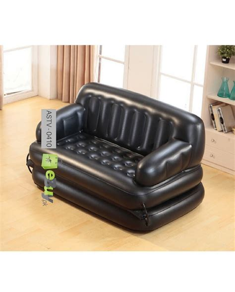 Buy 5 In 1 Sofa Come Bed With Free Air Pump In Pakistan