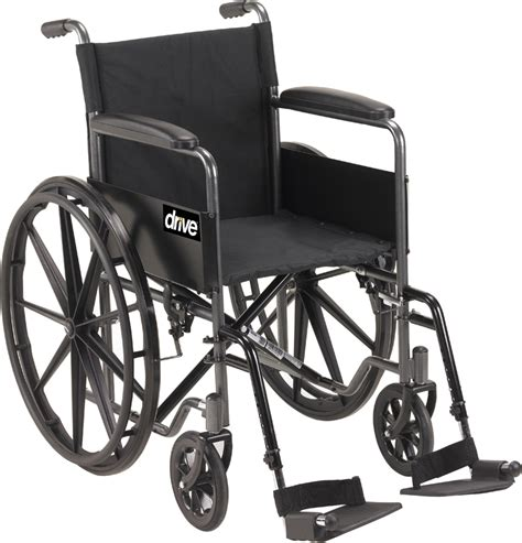 Health Chair Manual by Drive Standard Wheelchair Parts Scooter