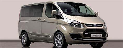 Ford Tourneo Custom Gebraucht Kaufen Bei Autoscout24