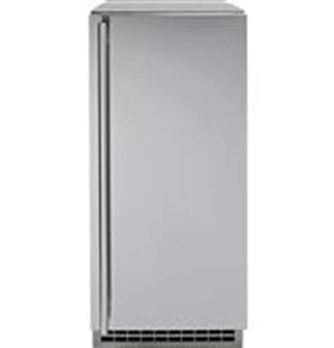 ice maker   nugget ice uncnjii ge appliances