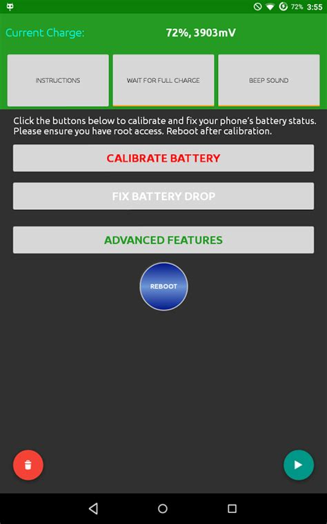 android battery fixer battery fix and calibrate pro android apps on play