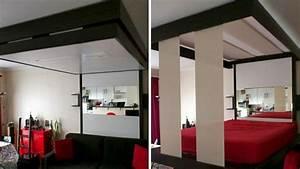Regal Unter Der Decke : klappbetten 5 praktische und platzsparende einrichtungsideen ~ Sanjose-hotels-ca.com Haus und Dekorationen