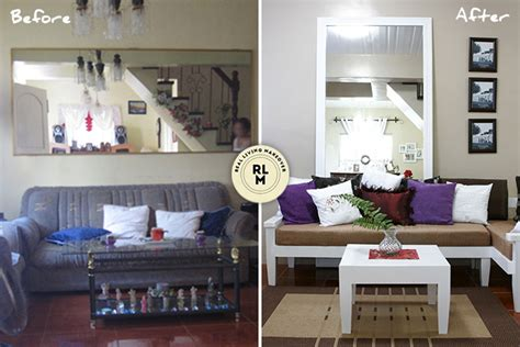 Rl Makeovers A P120,000 Makeover For An Antipolo House Rl