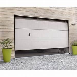 porte de garage sectionnelle motorisee hormann h200 x l With porte de garage sectionnelle 300 x 200