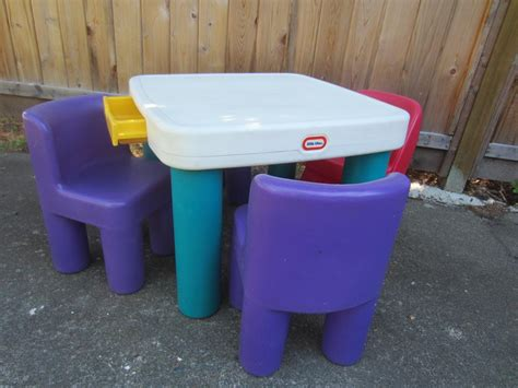 Tikes Table And Chairs Australia by Tikes Table With Four Chairs West Shore Langford
