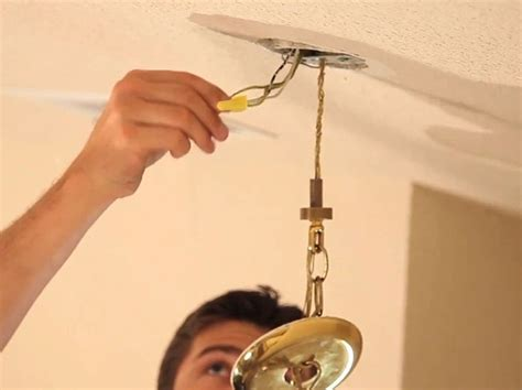 How To Install A Chandelier Snapguide