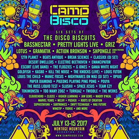 Camp Bisco Reveals 2017 Lineup