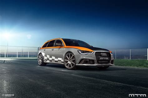 New Audi Rs6 Avant Clubsport By Mtm Has 760ps Carscoops