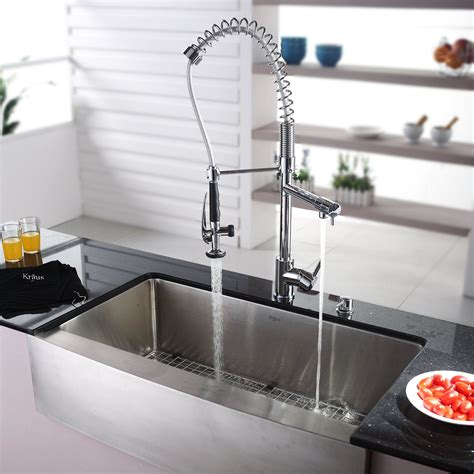 quality kitchen sinks farmhouse sink faucet recommendation 1699