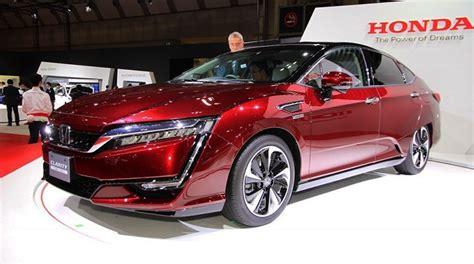 2019 Honda Clarity Hybrid Plugin Review Hybridcarsnet