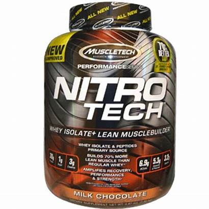 Nitro Tech Whey Muscletech Proteine Toutelanutrition Definition