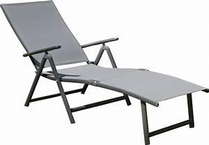 Bain De Soleil Aluminium : bain de soleil aluminium pliable design en image ~ Dailycaller-alerts.com Idées de Décoration