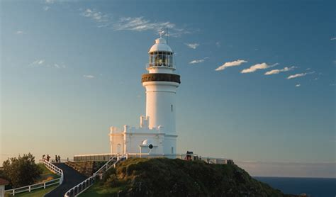 How Do We See Light by Cape Byron Lighthouse Nsw National Parks