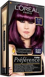 Loreal Purple Hair Dye Colors Dark Brown Hairs Of 22