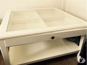 Ikea Table Basse Blanche : table basse ikea neuf clasf ~ Teatrodelosmanantiales.com Idées de Décoration