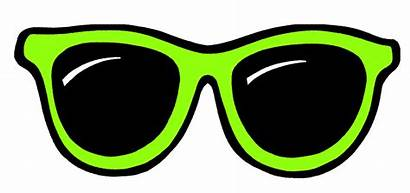 Sunglasses Glasses Clip Clipart Eyes Clipartix Related