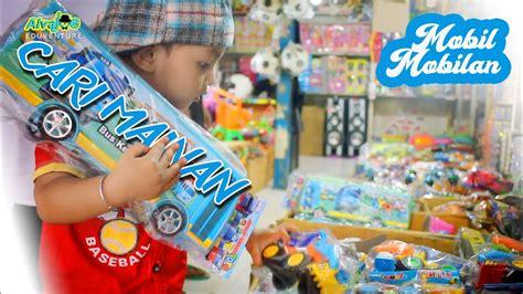 beli mobil mobilan tayo mainan anak di pasar beko youtube