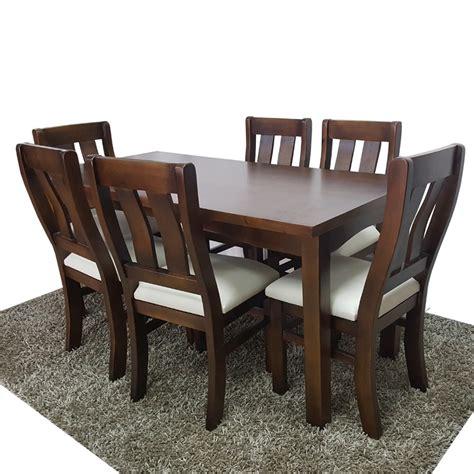 juego de comedor mesa  sillas  cocinacomedor gh