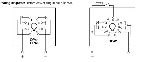 Time Delay Relay Wiring Diagram With Sensor by Time Delay Relay Tdr