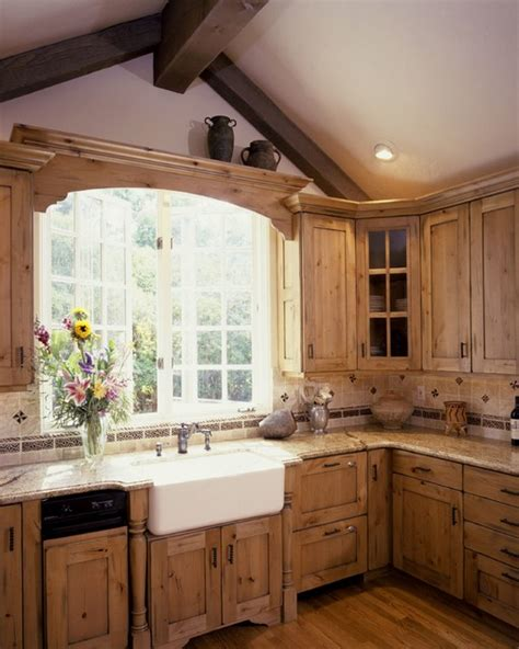 kitchen cabinets country rustic and country kitchens traditional kitchen 2948