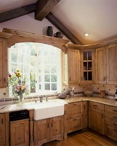 Rustic and Country Kitchens - Traditional - Kitchen