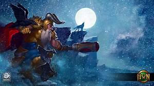 Allfather Odin Wallpaper Heroes of Newerth Lore