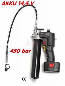 Pompe A Graisse : pompe graisse avec accu 14 4 v 1700mah outillage ~ Edinachiropracticcenter.com Idées de Décoration