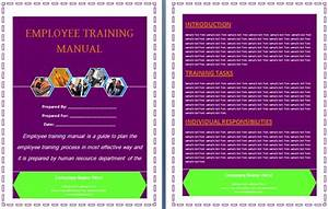 Boring work made easy free templates for creating manuals for Staff training manual template