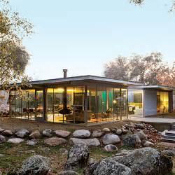 inspiring design a small house photo modern glass house inspiring small homes sunset