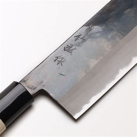 what are kitchen knives made of best made x toshiki nambu white carbon steel magnolia