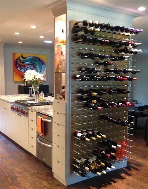 kitchen wine storage stact c type wine rack zebrano 3490
