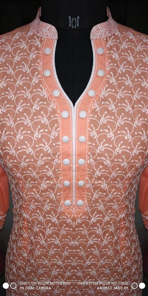 pin  mangala swamy  nack design kurti neck designs