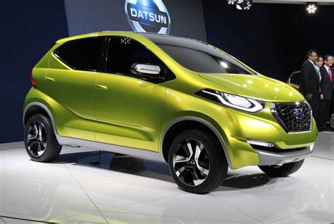 New Datsun new datsun redi go coming to india in may 2015 will be