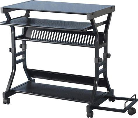 black gloss computer desk cori computer desk black black gloss buy online at qd
