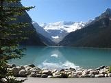 World Visits: Cool Lake Louise in Alberta,Canada