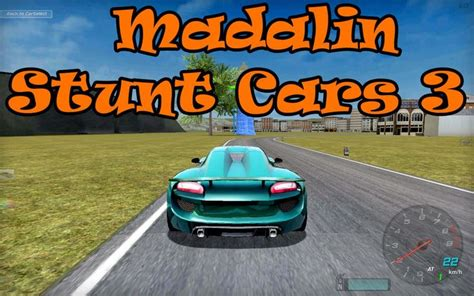 See if you can pull off extraordinary maneuvers at high speeds! Madalin Stunt Cars 3 unblocked | Stunts, Best games, Cars