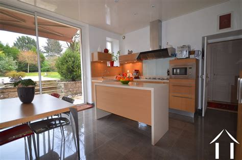 cuisine équipé grand town house for sale chagny burgundy 8627