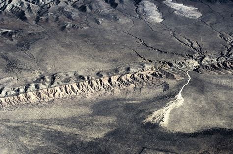 San Andreas Fault in California: How to See It
