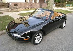 Just A Car Geek  1992 Mazda Miata  U0026quot Black Edition U0026quot