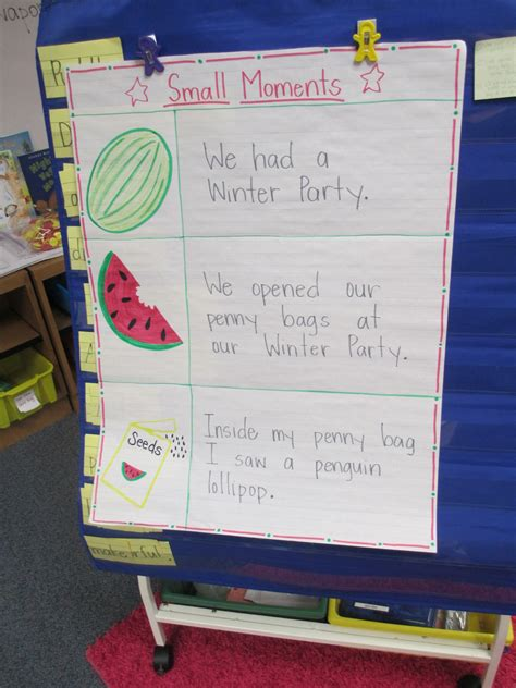 planning small moment stories scholastic
