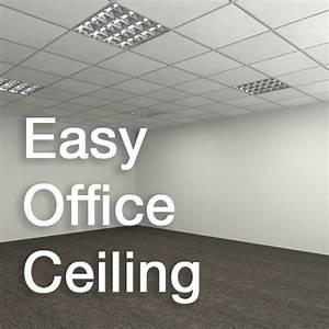 Easy office ceiling by stef d docean