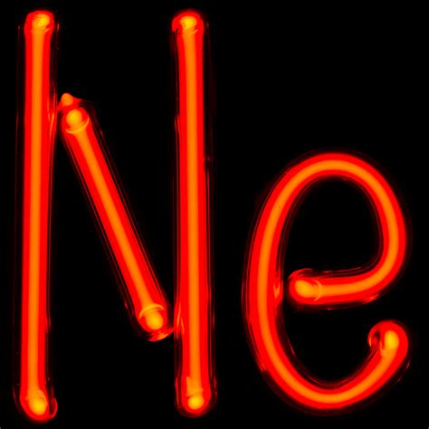 what is the color of a neon light colors of neon mibba
