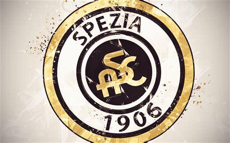 Download wallpapers Spezia Calcio, 4k, paint art, creative ...