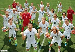 The U.S. Women's Soccer Team Talks World Cup, Pay Gap, and ...
