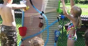 Wasserspiele Für Kinder : water wall diy wasserspiele f r kinder garten pinterest garten selber machen und wasser ~ Yasmunasinghe.com Haus und Dekorationen