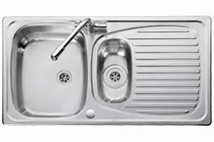 Leisure Sinks Euroline Shallow Bowl Sinks