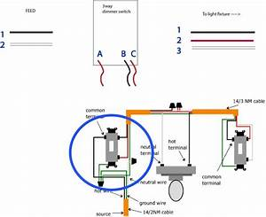 3way Wiring Problem  Diagram Inside  - Electrical