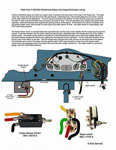 56 Ford Truck Wiring Diagrams