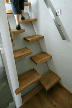 alternate tread stairs images   stairs house stairs loft stairs