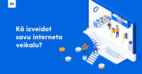 Mozello Blogs - Kā izveidot interneta veikalu saviem ...